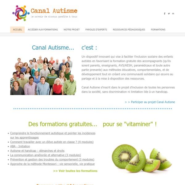 Autisme formations en ligne gratuites - Autisme Formations en ligne gratuites