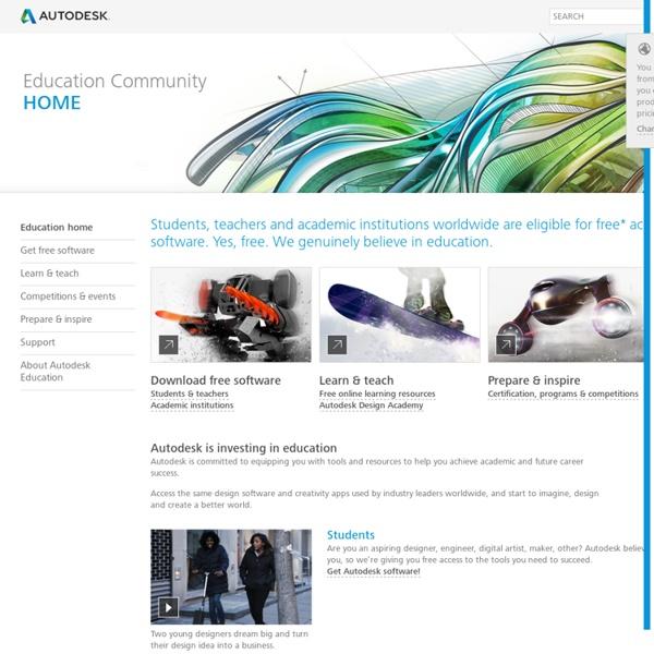 Autodesk Student Community Download Tool - #GolfClub