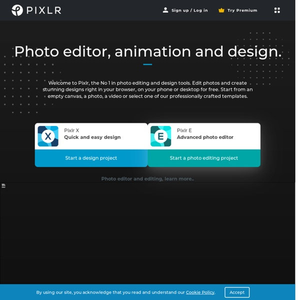 Online Photo Editor Pixlr Free