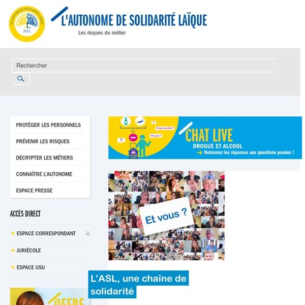 Autonome de solidarité Laïque - ASL
