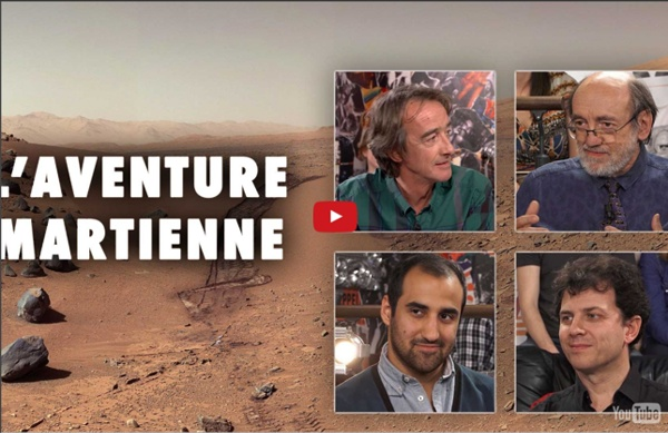 L'aventure martienne - Emission #14 - L'Esprit Sorcier