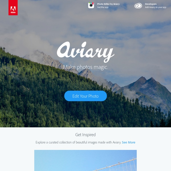 Aviary - Creation on the fly