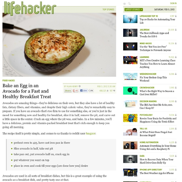 Cooking News, Videos, Reviews and Gossip - Gizmodo