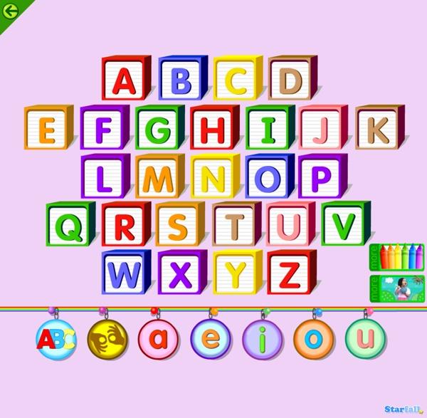 ABC Alphabet And Phonemic Awareness Practice For Kindergarten ESL EFL Preschool Special Education