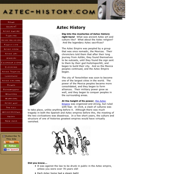 the aztecs the lost people of Start studying ch 11 ap world ii learn vocabulary when he lost, he and his followers what were subject people of the aztecs forced to do.
