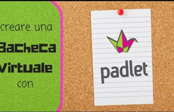 Creare una bacheca virtuale con Padlet