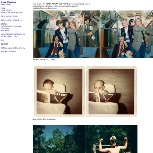 BACK TO THE FUTURE 2 2011 : Irina Werning
