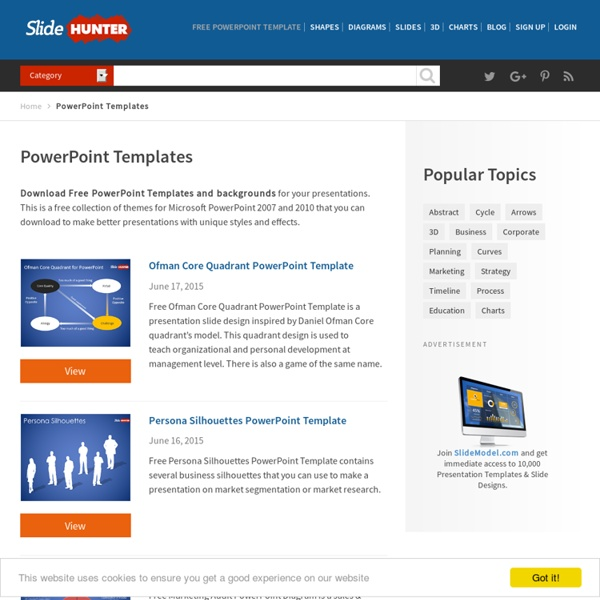 Free PowerPoint Templates PowerPoint Backgrounds & Templates-