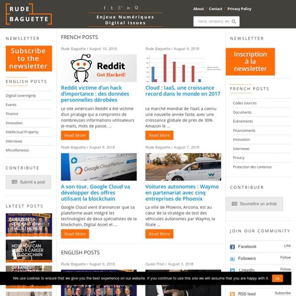 France's Startup Blog