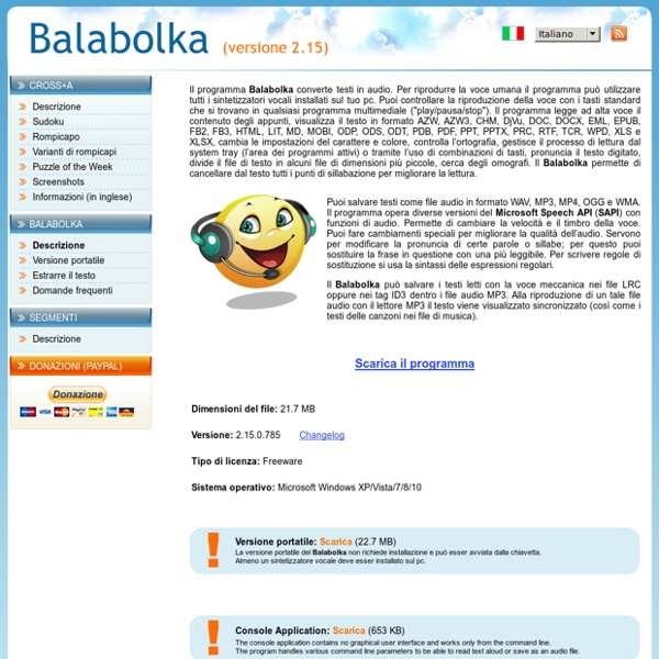 Balabolka Download