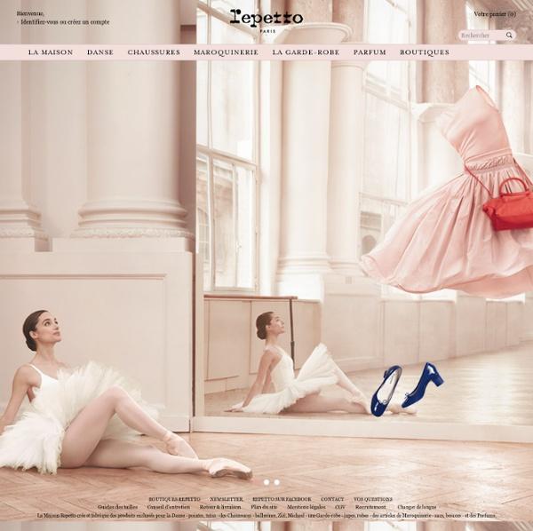 boutique en ligne danse femme pointes de danse repetto pearltrees