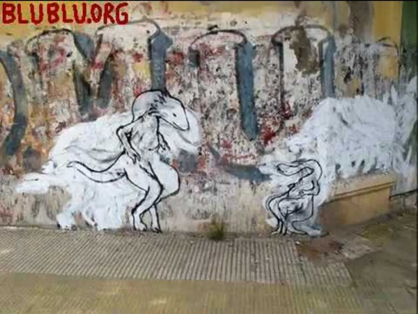 BIG BANG BIG BOOM - the new wall-painted animation _ BLU