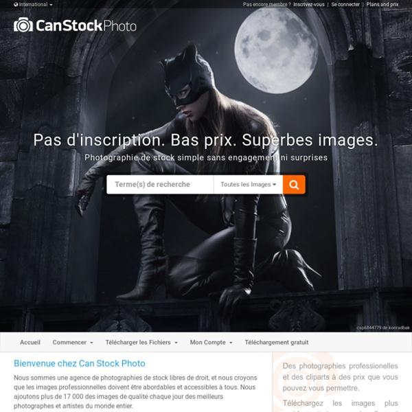 Banque d'Images, de Photos et de Clips Vidéos sur Can Stock Photo