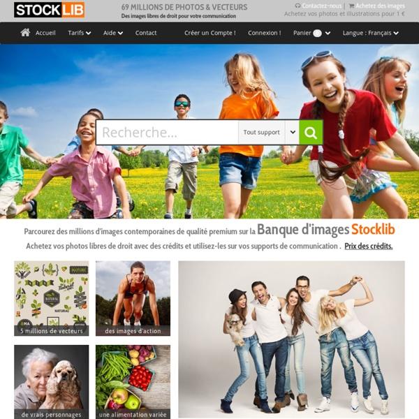 Banque d'images Stocklib - Photos libres de droits