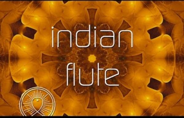 Musique pour Yoga, à la flute des Andes: Bansuri musique, musique relaxante pour yoga.