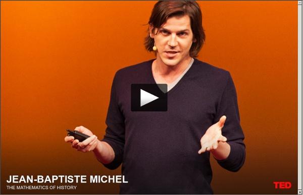 Jean-Baptiste Michel: The mathematics of history