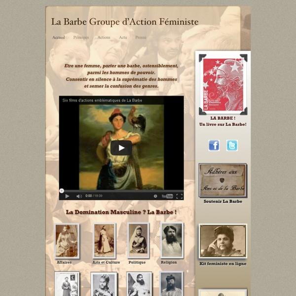 La Barbe Groupe d'Action Féministe