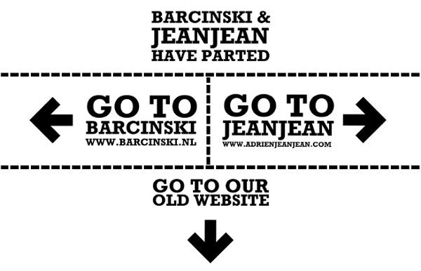 Barcinski & Jeanjean have parted