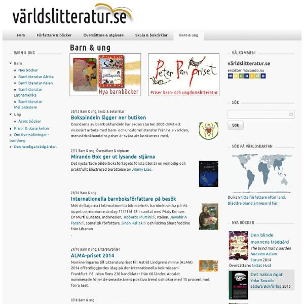 Världslitteratur.se