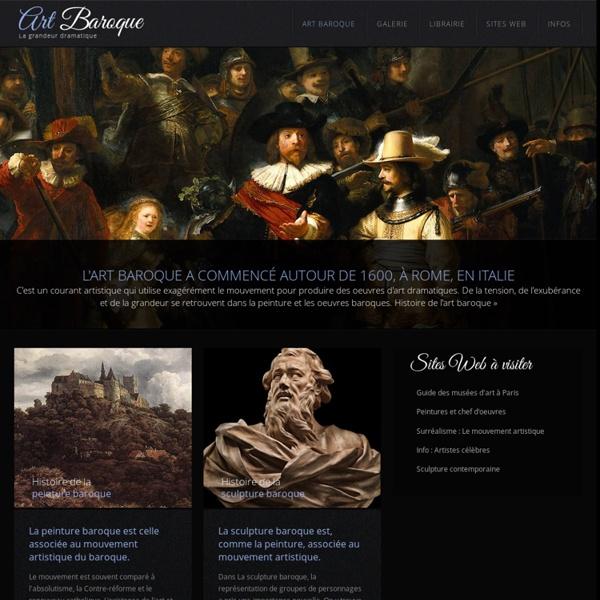 Art Baroque, la grandeur dramatique