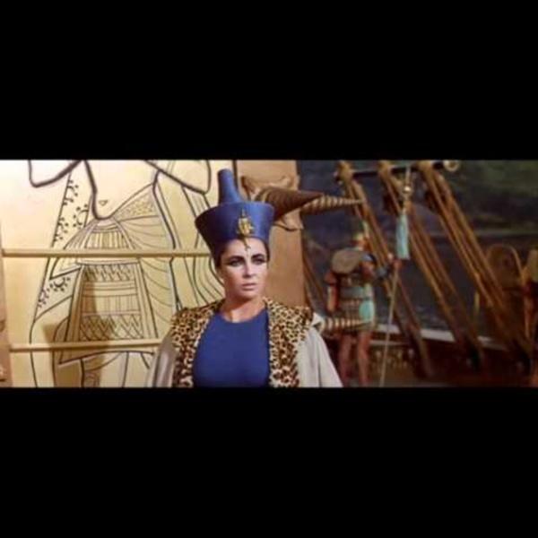 La bataille d'Actium (-31) vue par le cinéma américain