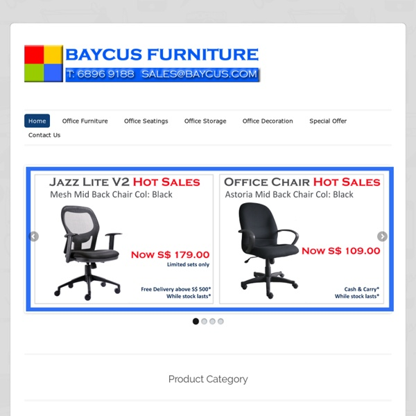 Office System Furniture Specialist
