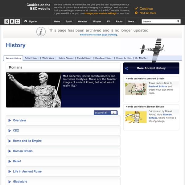 History: Romans