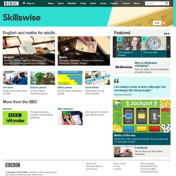 BBC Skillswise - BBC Skillswise