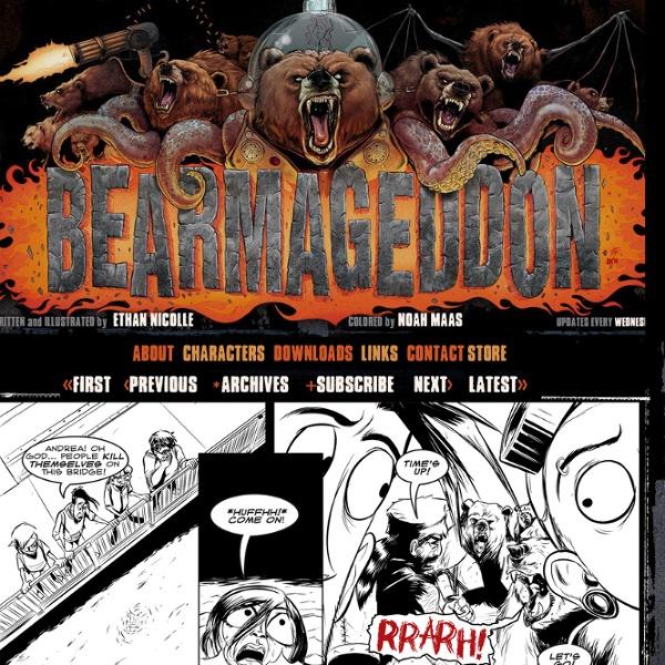 Bearmageddon - Bearmageddon
