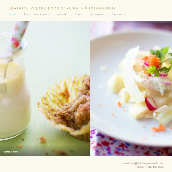Photos culinaires - by Beatrice Peltre