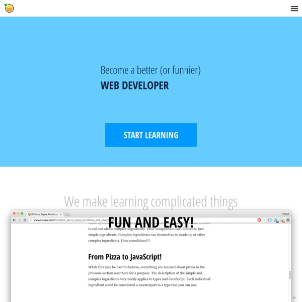 Kirupa.com - Flash and HTML5 Tutorials for Designers and Developers!