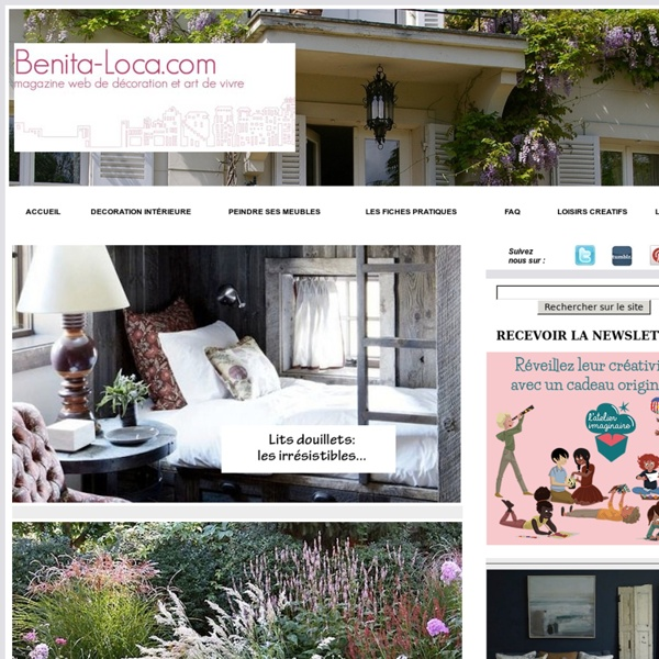 Magazine de d coration int rieure gratuit benita loca Magazine decoration interieure