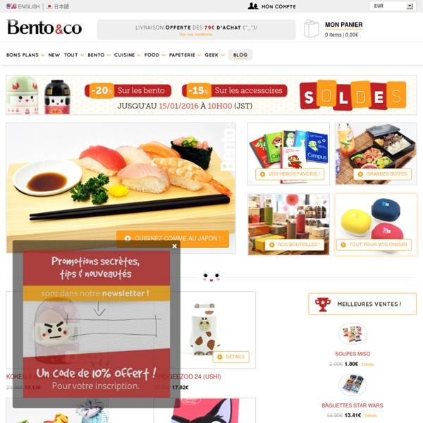 La Boutique du Bento