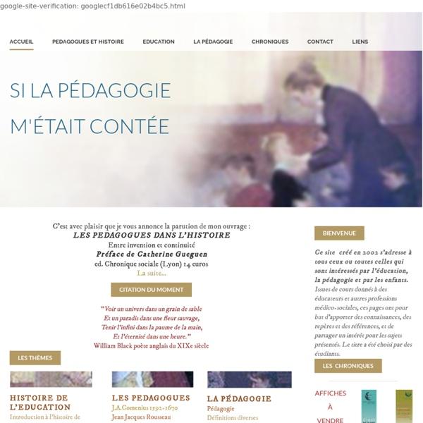 SI LA PEDAGOGIE M'ETAIT CONTEE, BERNADETTE MOUSSY - Silapedagogie Bernadette Moussy