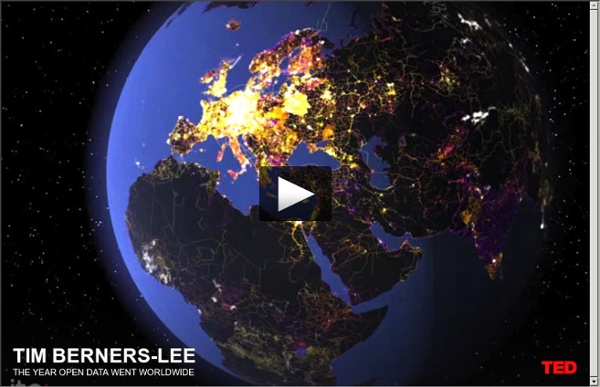 Tim Berners-Lee: The year open data went worldwide