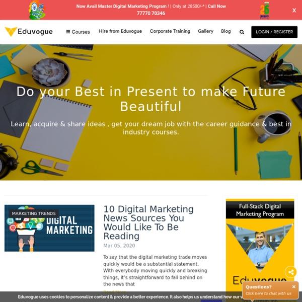 Popular Best Blog Page Sites