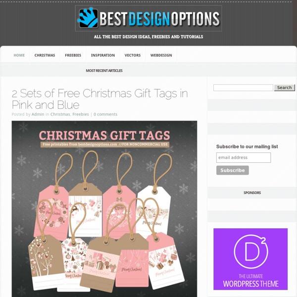 Best Design Options-Free design resources, Design tutorials and