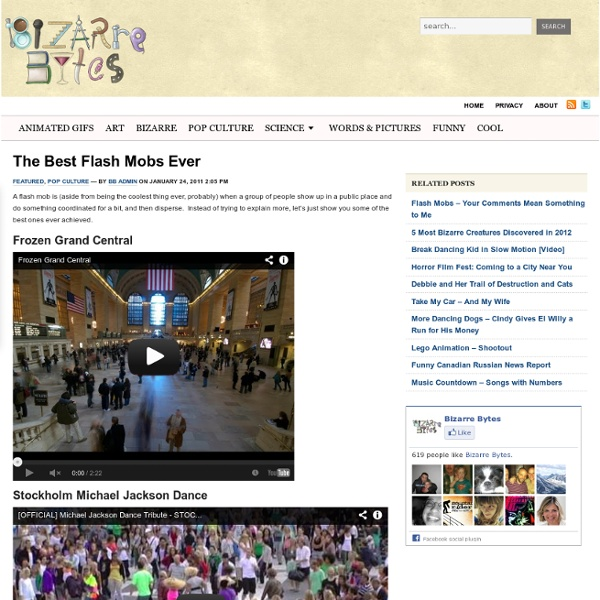 best flash mobs ever 10 best flash mobs loading top 10: flash mobs - youtube 5 of the best flash mobs ever - goodnet jun 11, 2013 - whether it's a.