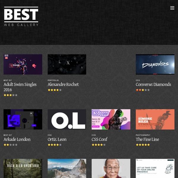 Best Web Gallery