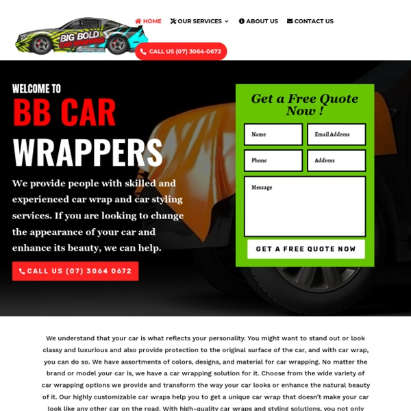 Best Car Wraps In Capalaba, QLD