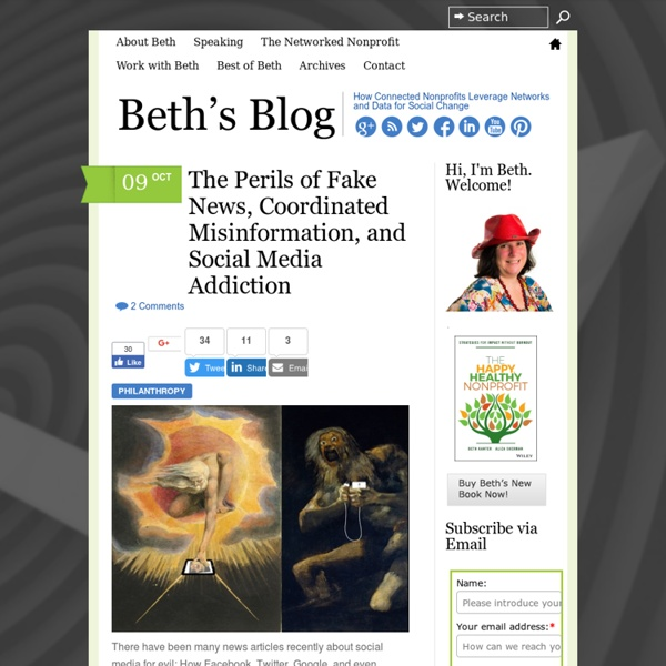 Beth Kanter's Blog