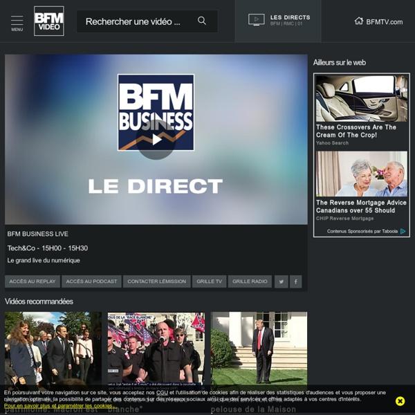 Interview sur BFM