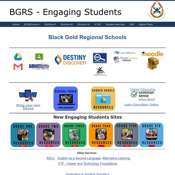 BGRS - Engaging Students