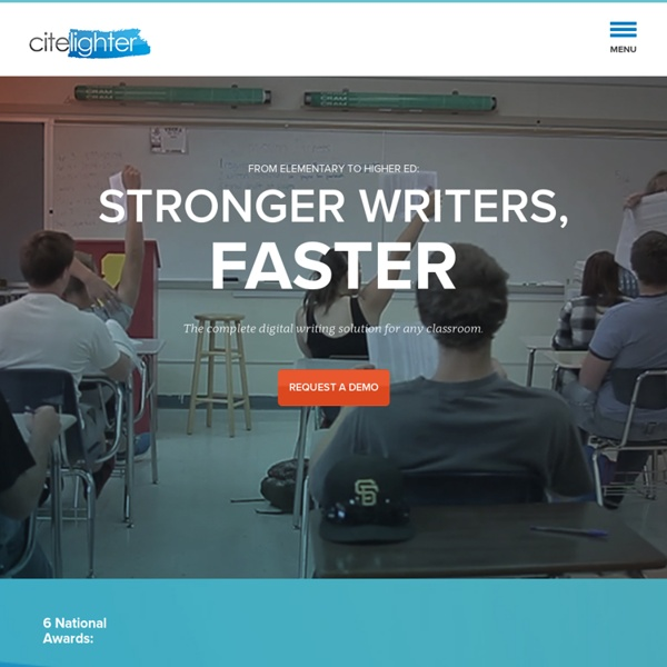 Citelighter - The fully automated bibliography, research, citation, and internet highlighting tool.