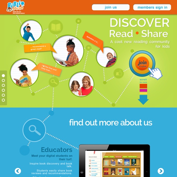 Kids Share Book Recommendations. Use Online Reading Logs, Find Books At Their Reading Level