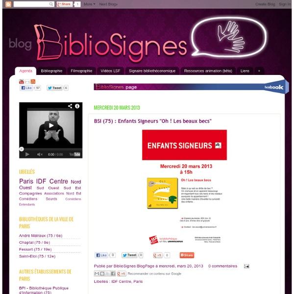 BiblioSignes
