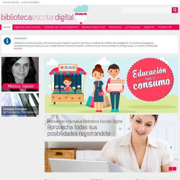Biblioteca Escolar Digital