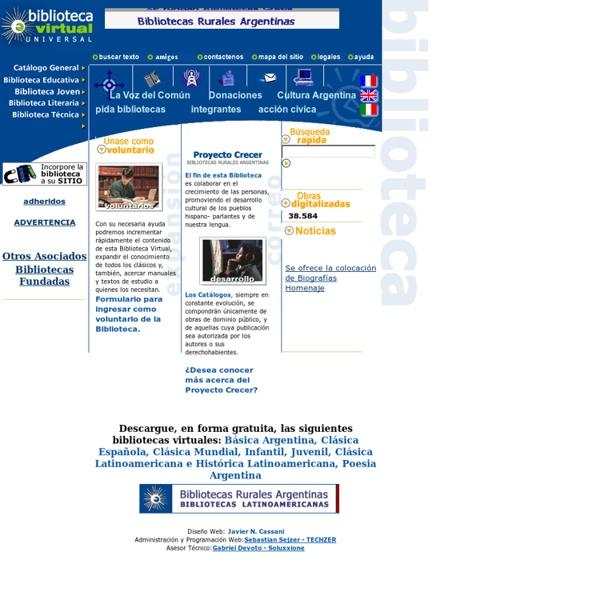 Biblioteca Virtual Universal