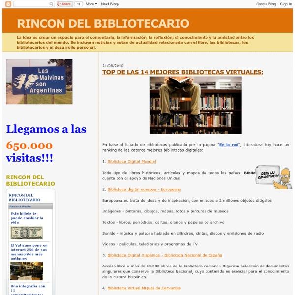 Les 14 plus grandes bibliothèques numériques