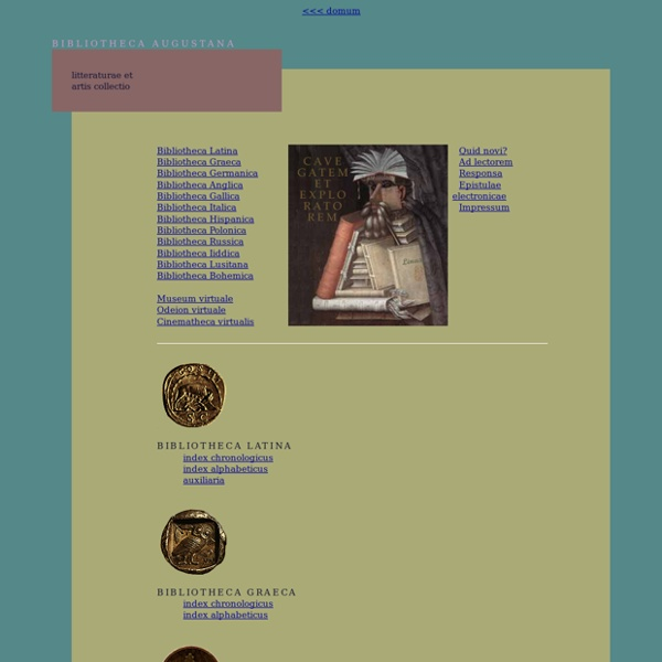 Bibliotheca Augustana